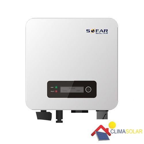 Inversor SOFAR 2200TL-G3