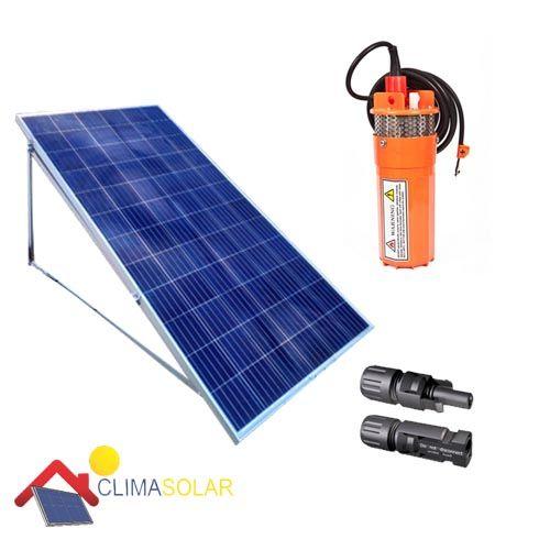 kit bombeo solar hasta 70m