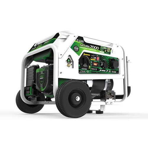 generador dual natura 7000