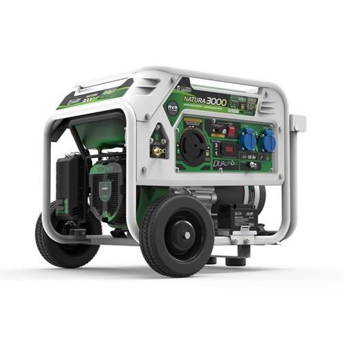 generador dual natura 3000